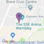 Wembley Arena - Indirizzo del teatro