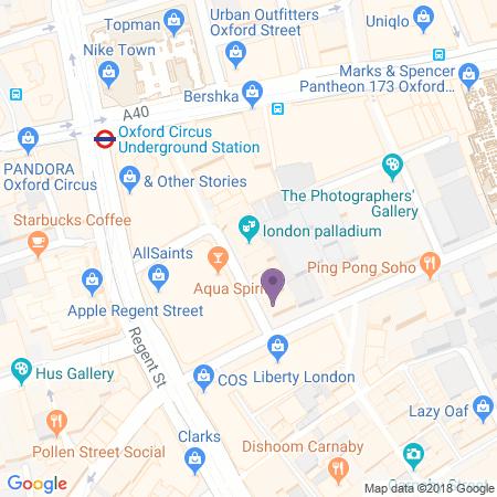 Posizione London Palladium
