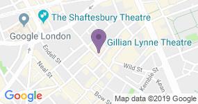 Gillian Lynne Theatre - Indirizzo del teatro