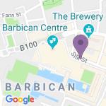 Barbican Theatre - Indirizzo del teatro