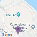 The O2 - Indirizzo del teatro
