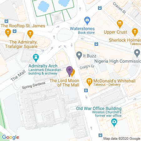 Posizione Trafalgar Theatre