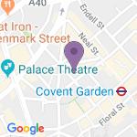 Cambridge Theatre - Indirizzo del teatro