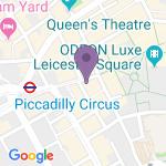 Prince of Wales Theatre - Indirizzo del teatro