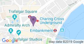 Charing Cross Theatre - Indirizzo del teatro