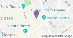 Prince Edward Theatre - Indirizzo del teatro